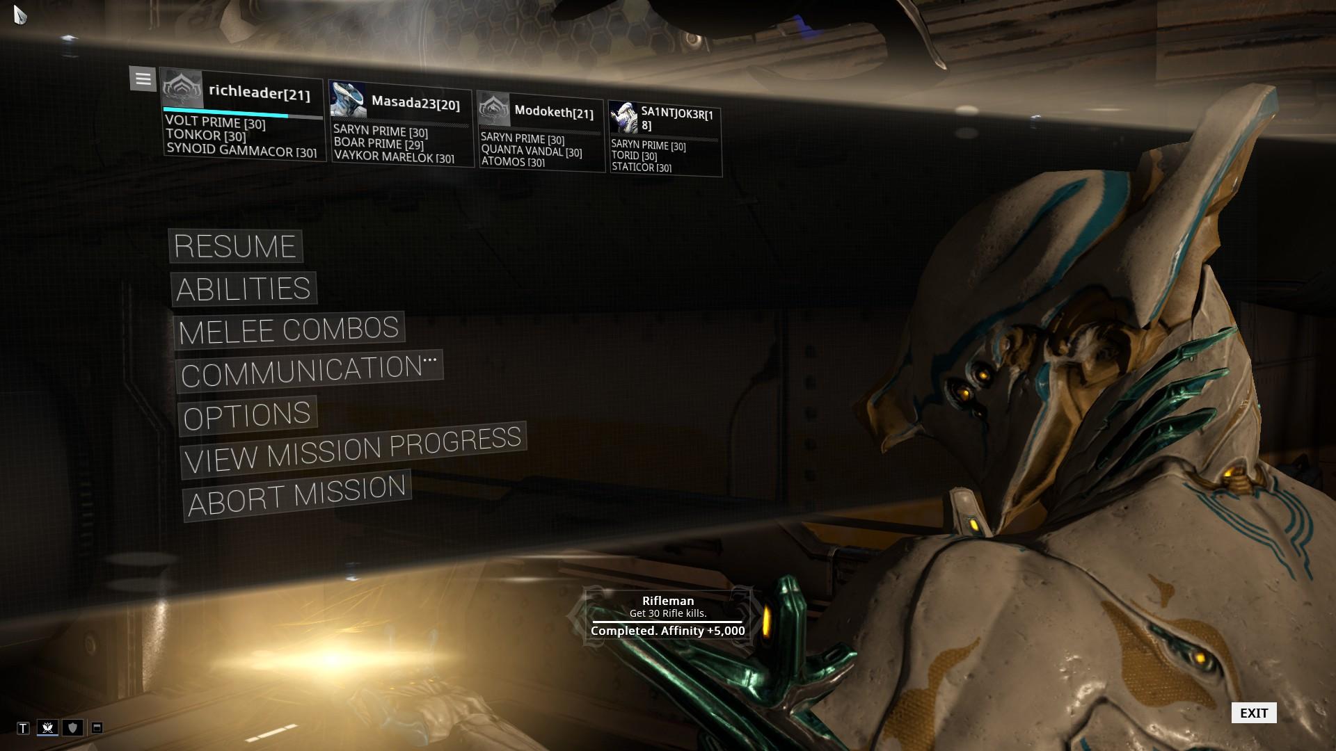 Warframe: The Jovian Concord - Ars Technica OpenForum