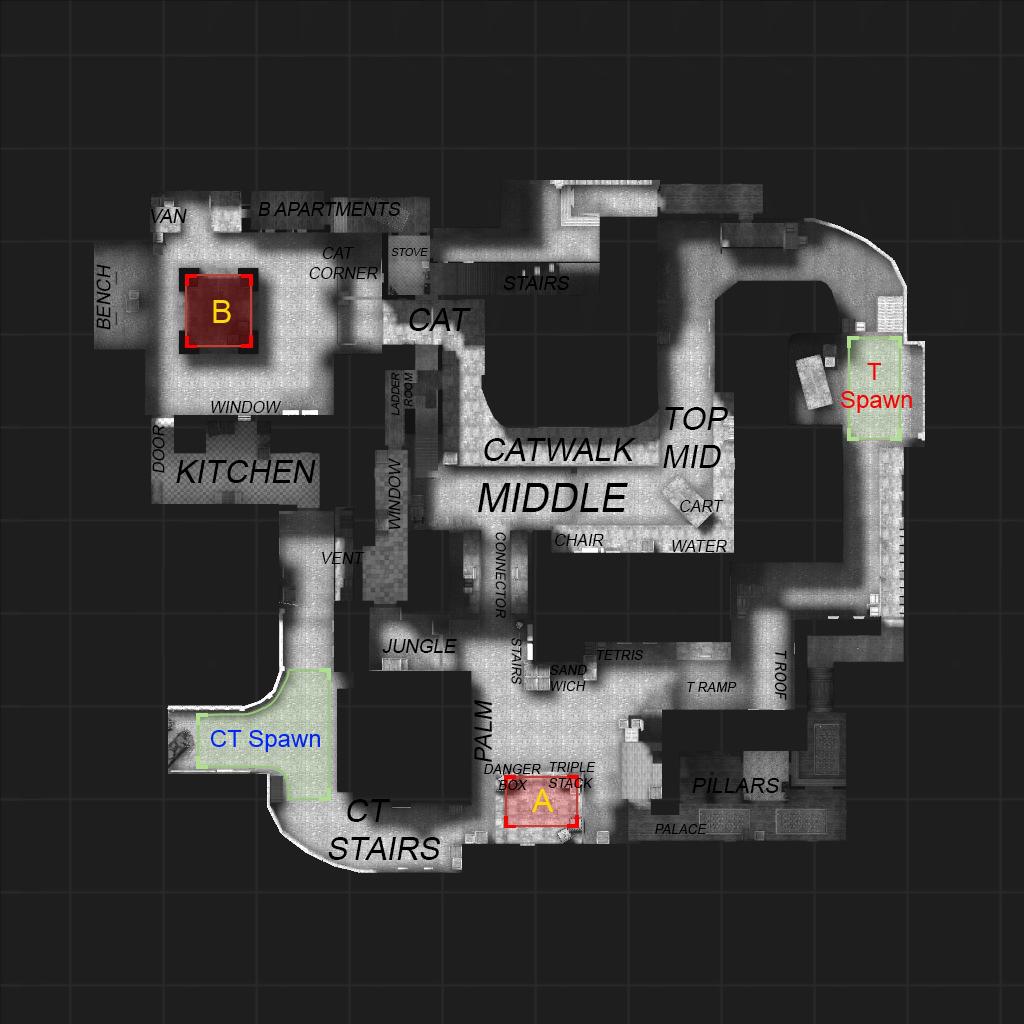 cs go wingman how to choose maps