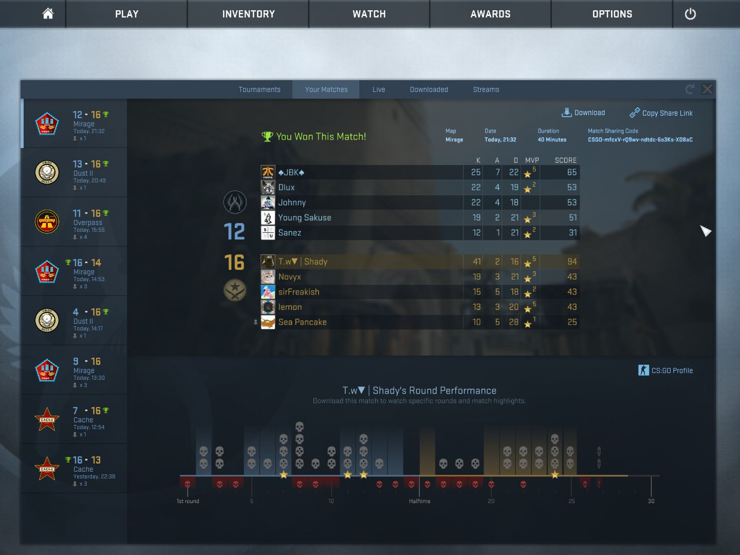 you have been removed from the matchmaking queue csgo Up until today all of the game modes have used a 'join in progress' matchmaking system as of today, classic competitive will use a 'queue' matchmaking systemwhen you search for a competitive game, either from the find a game menu or the play with friends menu, you will be put in a queue.