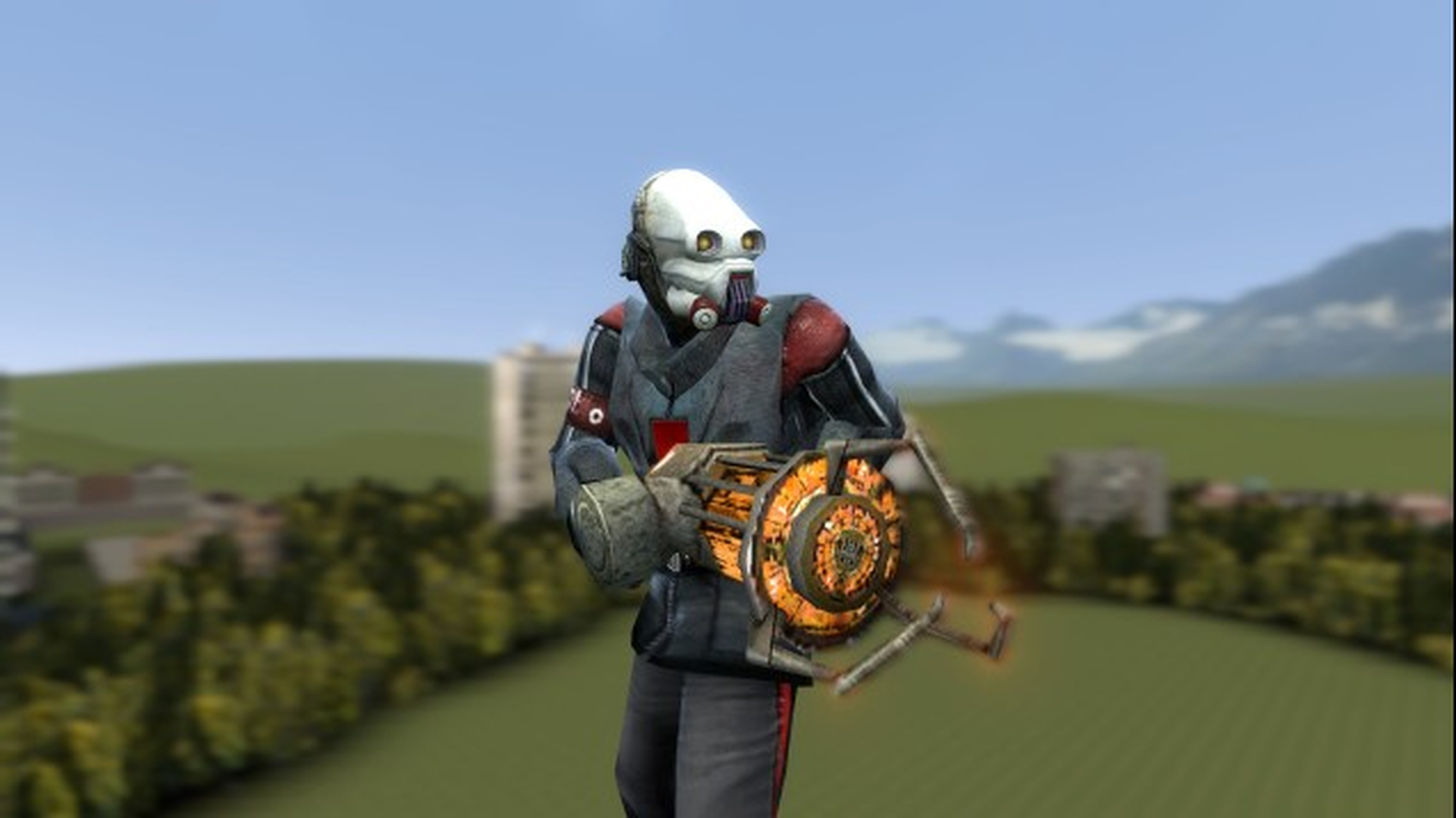 Elite Metro-cop Playermodel | SGM Community (Serious GMod)