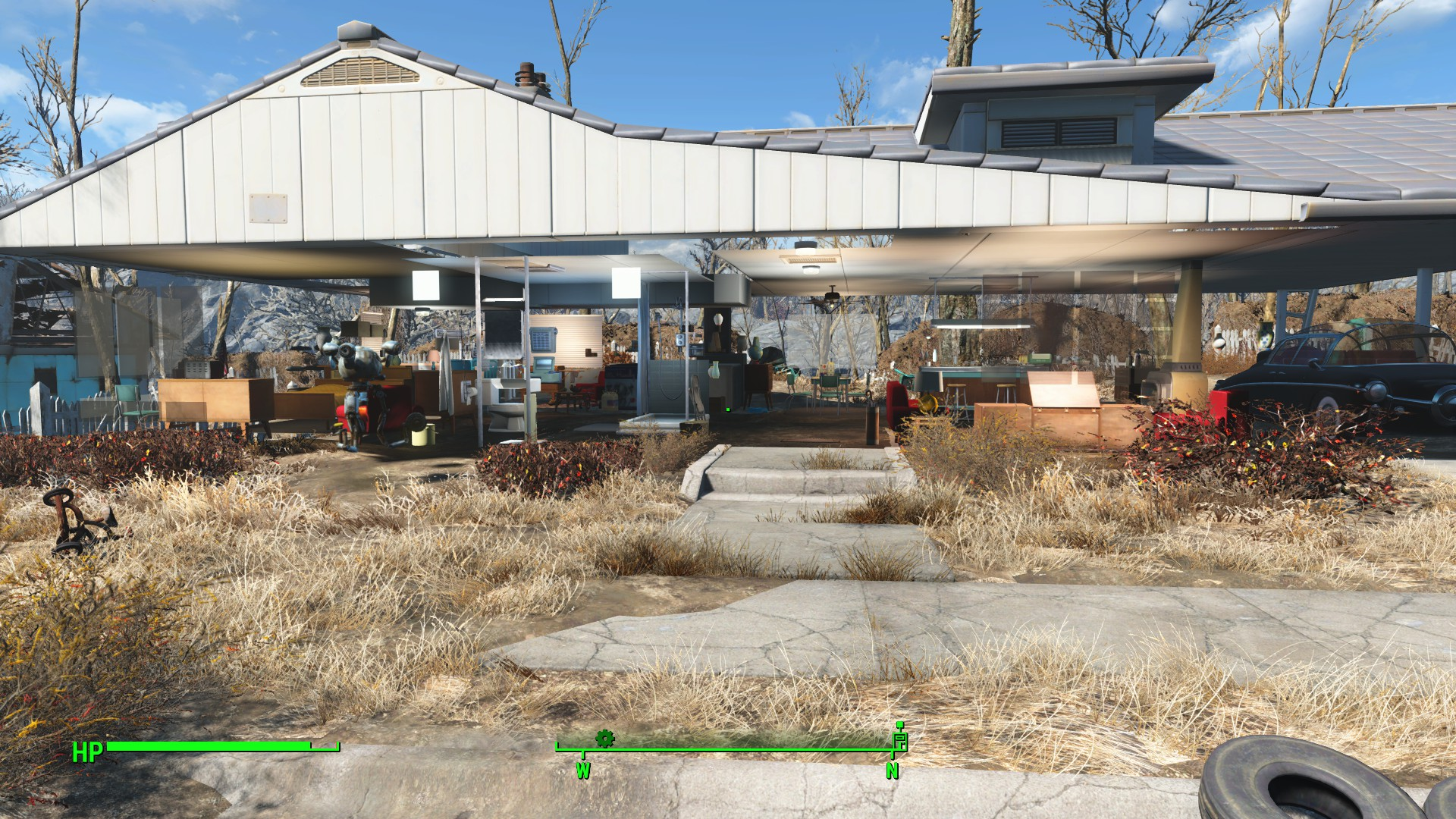 Fo4 Pc Request Restored Sanctuary Hills Player Home Falloutmods