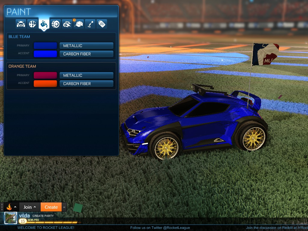 rocket league how to open chat on steam