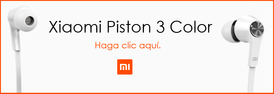 Xiaomi Piston 3 Color