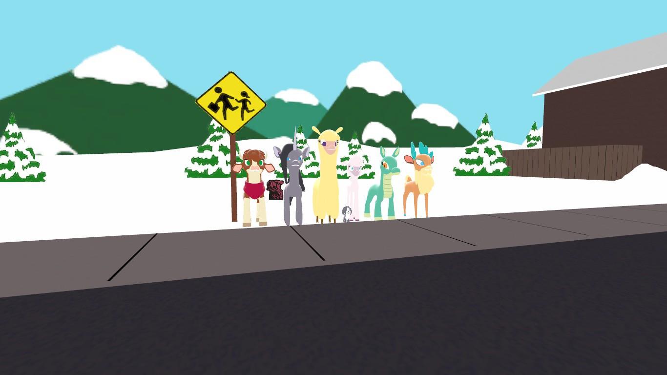 Them's Garry's Herds - TK's silly Ragdoll Screenshots
