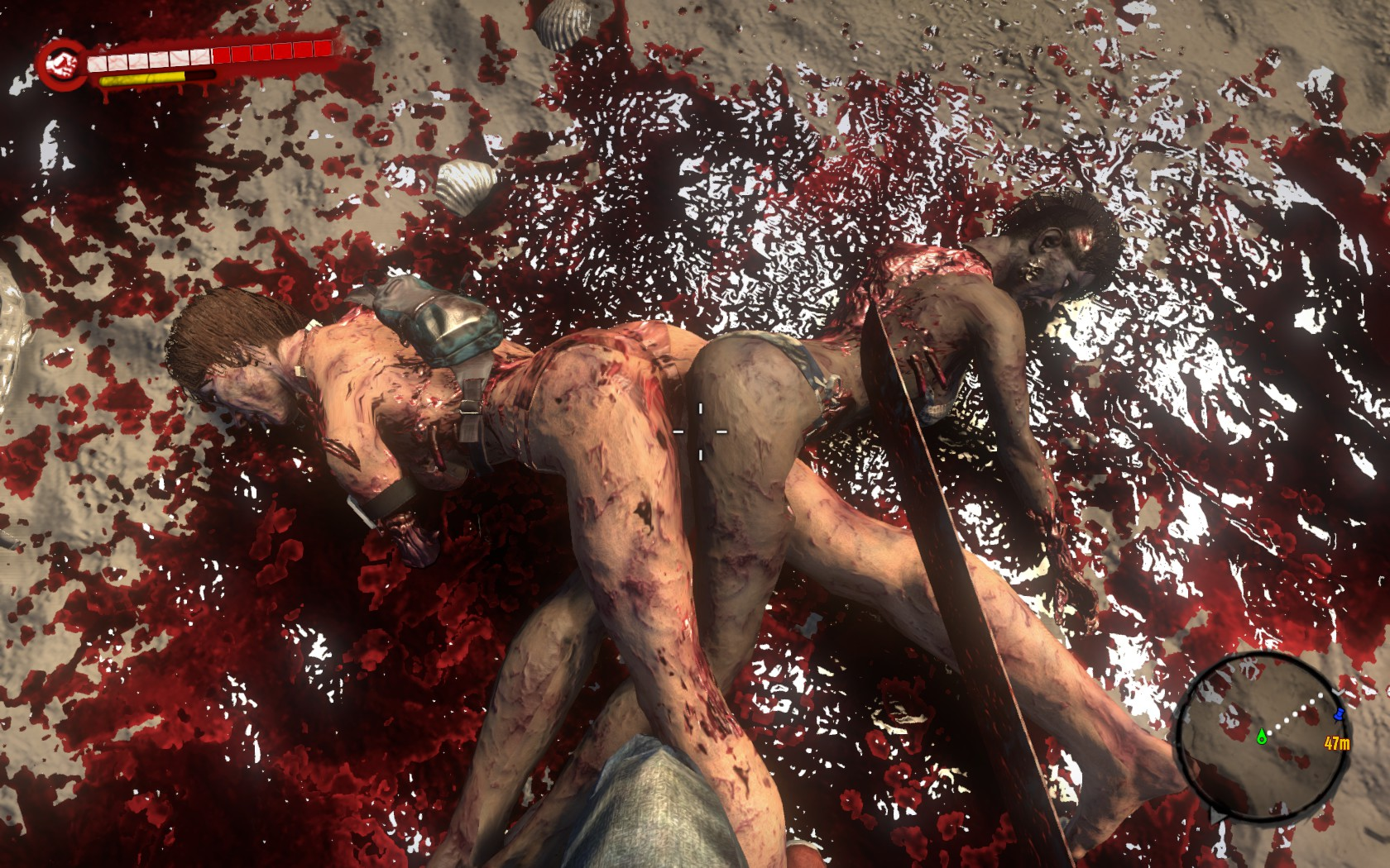 Zombie Lesbian 74
