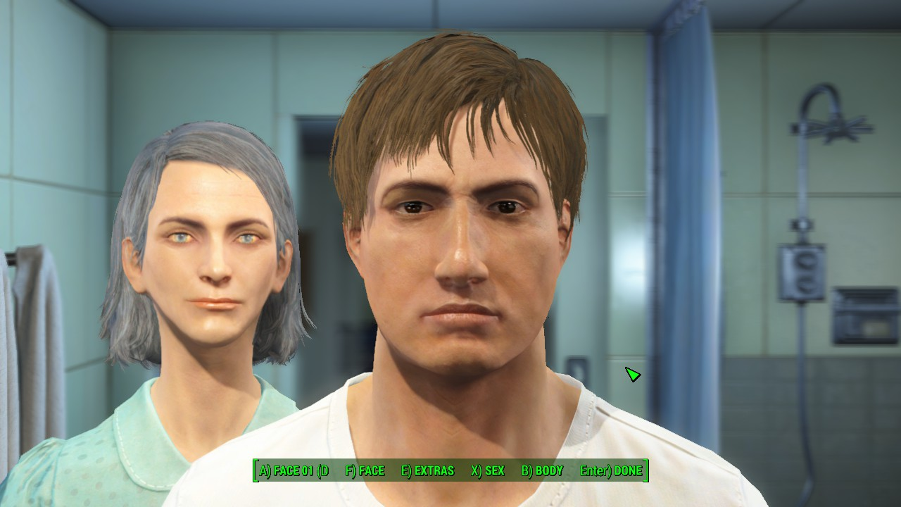 Parson and Maggie FO4