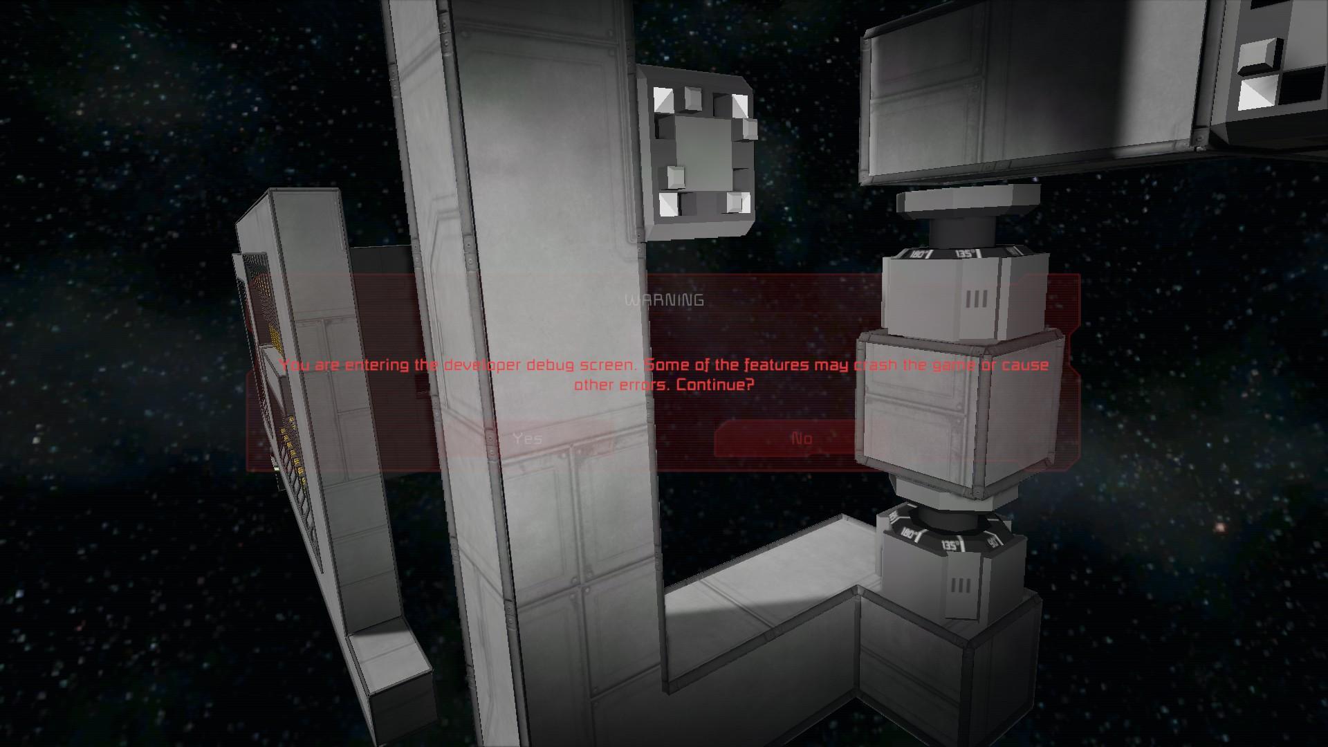 Space Engineers Building Airtight Door