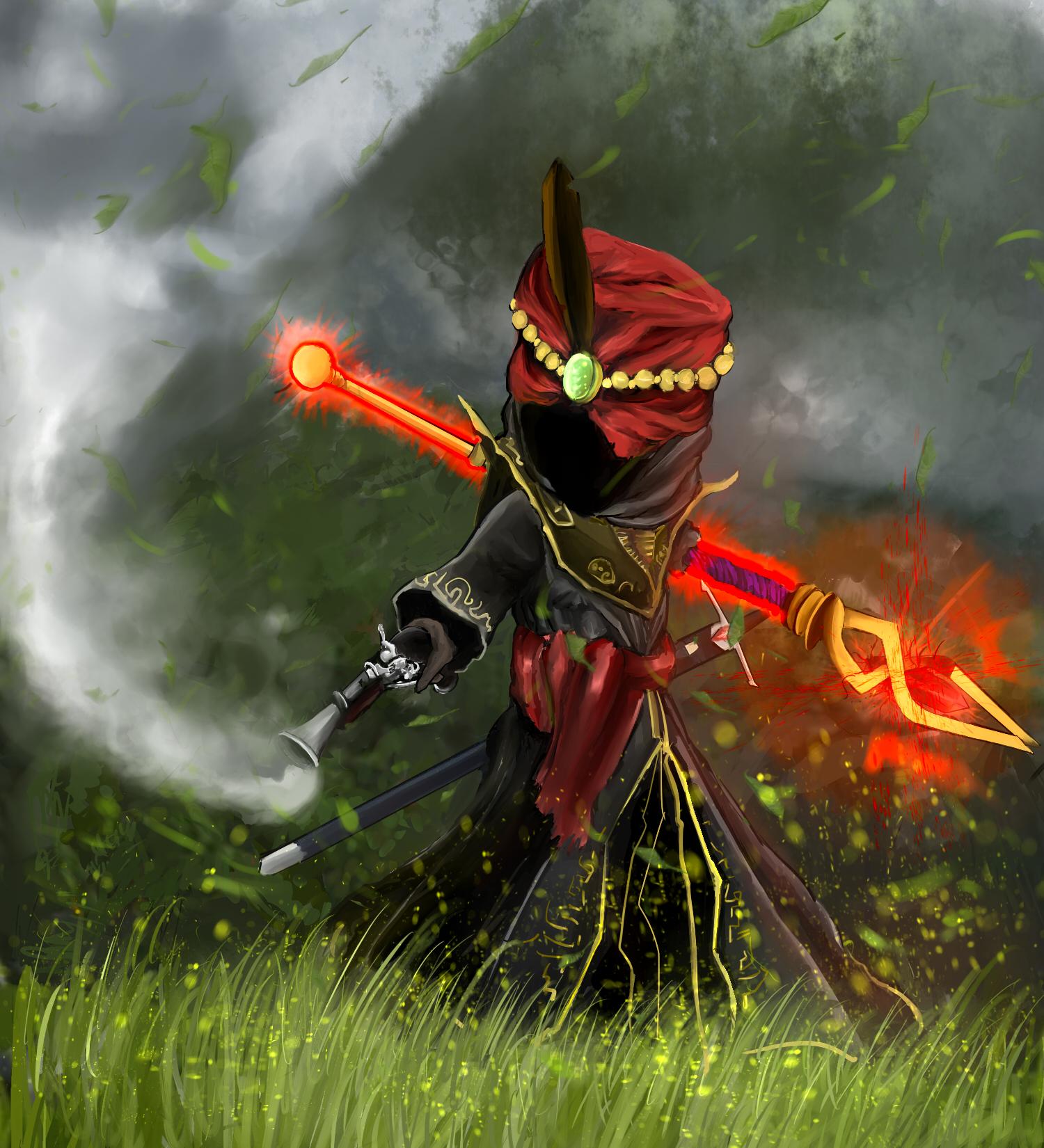 Magicka wizard wars steam mod