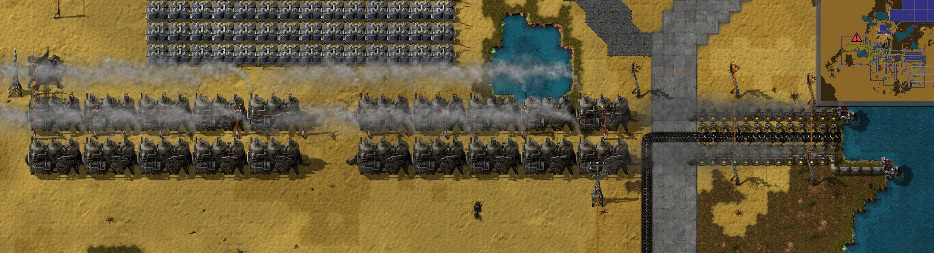 Felsebiyat Dergisi – Popular Factorio Steam Engine