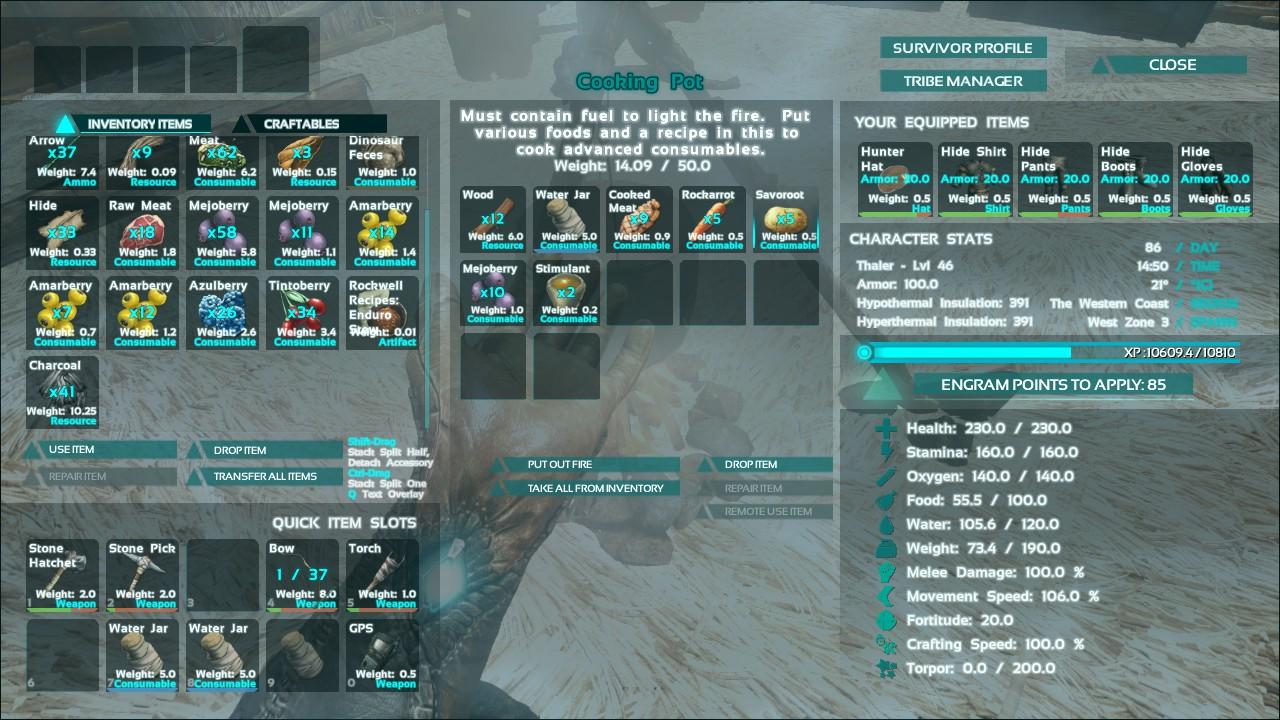 Cooking Guide 101 Ark Survival Evolved Allgemeine Diskussionen