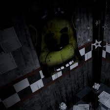Golden freddy will kill you and consequently crash your game