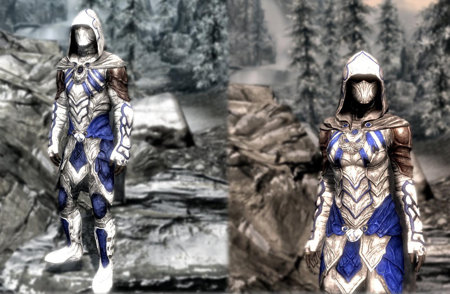 Skyrim Assassin Armor Mods Creed Skyrim Armor Mod