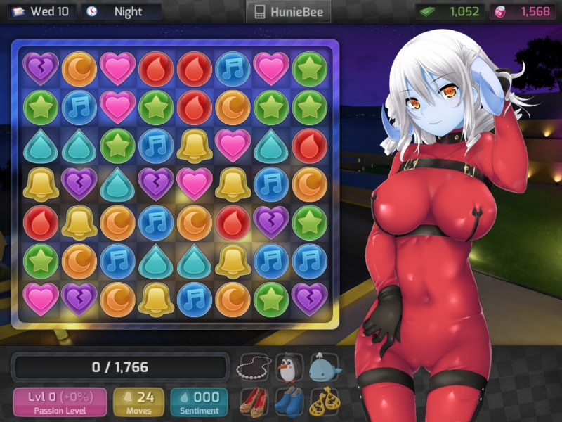 all huniepop pictures
