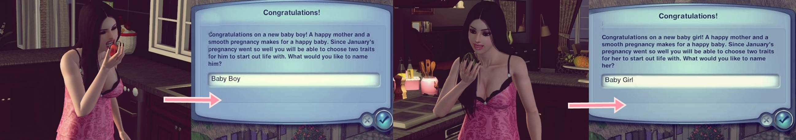 Steam Community :: Guide :: Pregnancy - The Sims 3