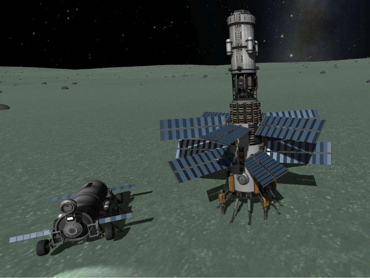 Step By Step Mining Guide Tutorials Kerbal Space Program Forums