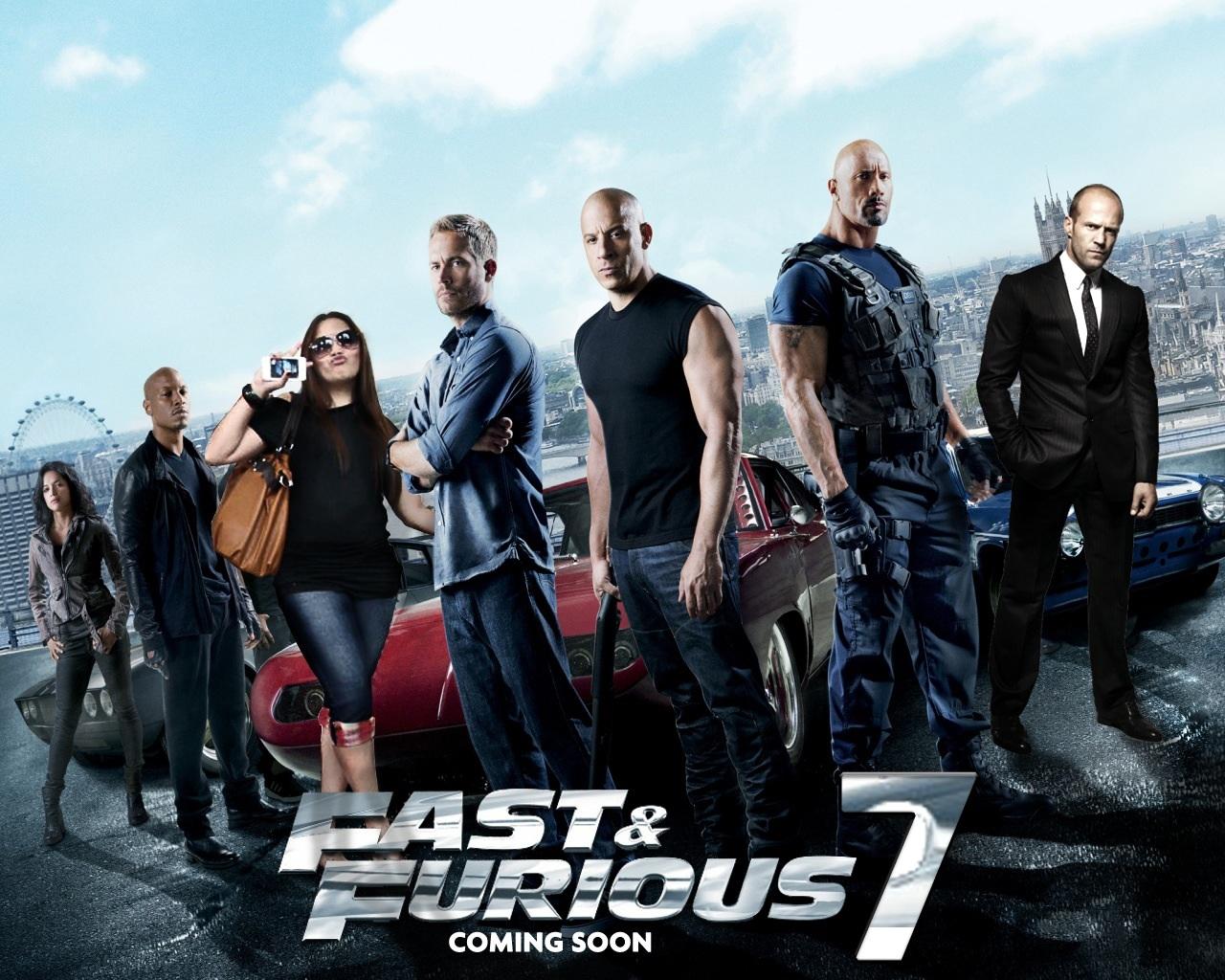 Fast Furious 7 online subtitrat in limba romana - Online