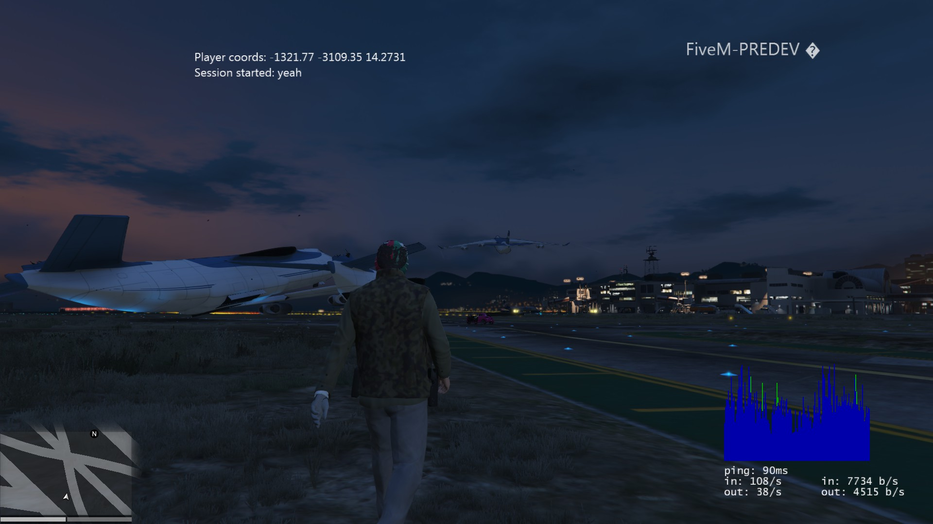 Grand Theft Auto - FiveM PRE-DEV - Games - Facepunch Forum