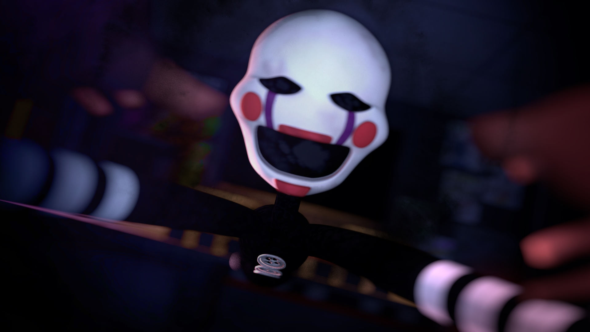 The Marionette Theory | Five Nights at Freddy's Wiki | Fandom ...