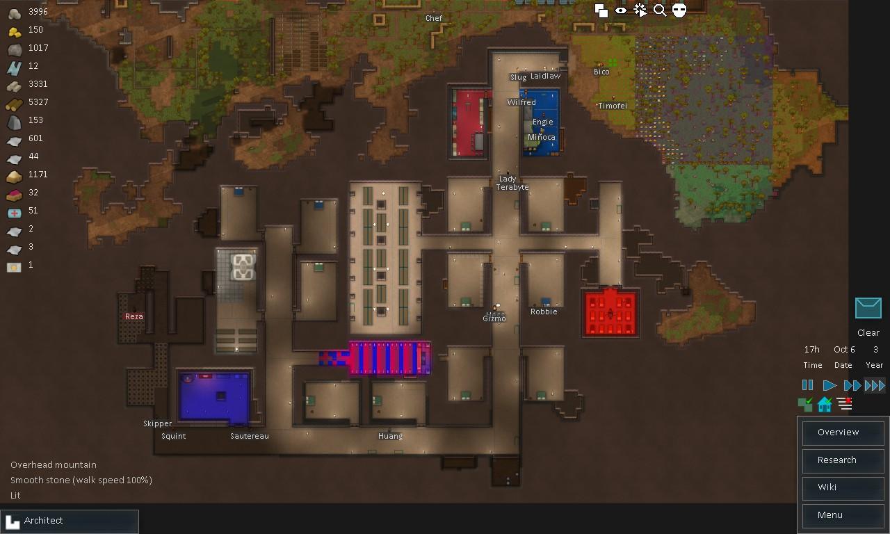Rimworld Room Design