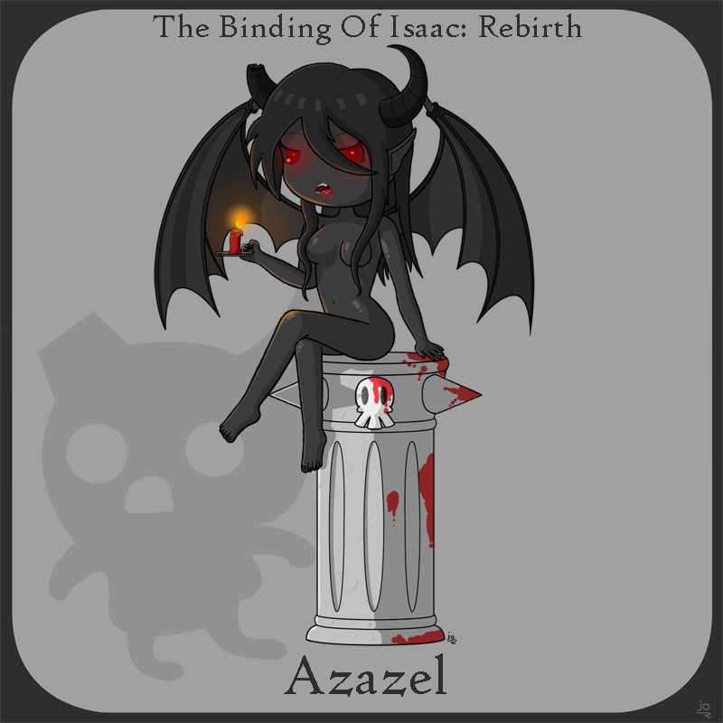 Steam Community :: :: Azazel (Genderbent