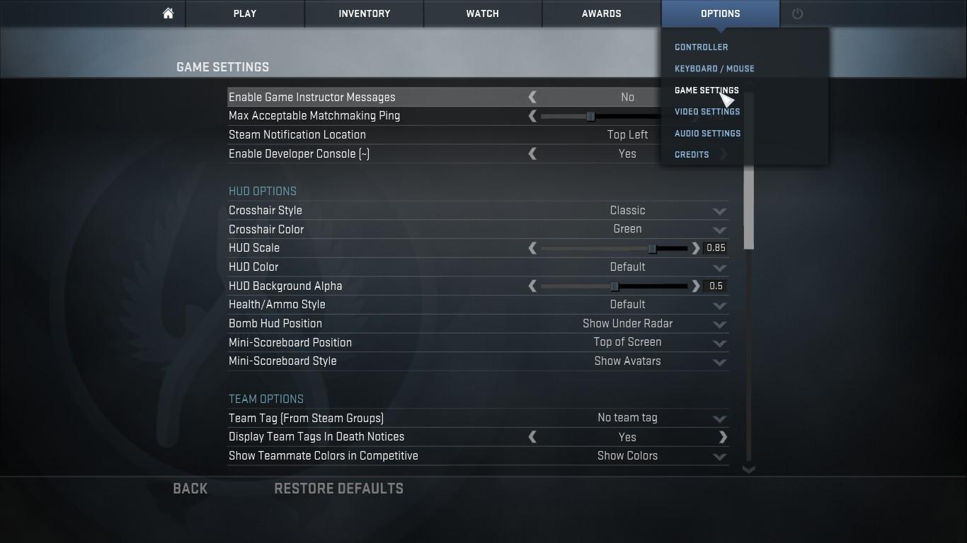 warframe how to change key bindings