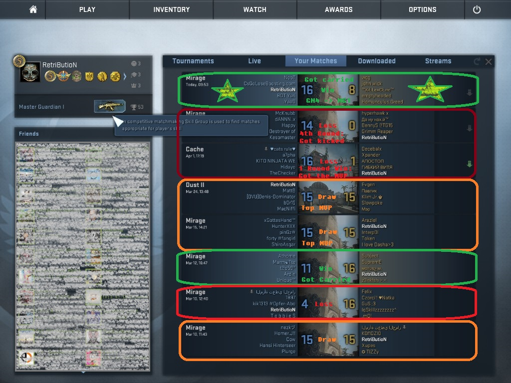 cs go matchmaking cooldown reset Support abuse, 3 days - 31 day matchmaking ban faceit has its own anticheat for counter-strike: global offensive and players that get caught by the.