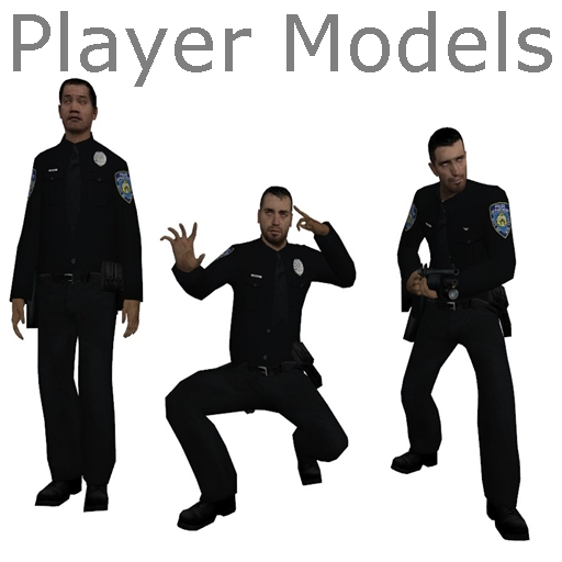 steam workshop nypd cops player models