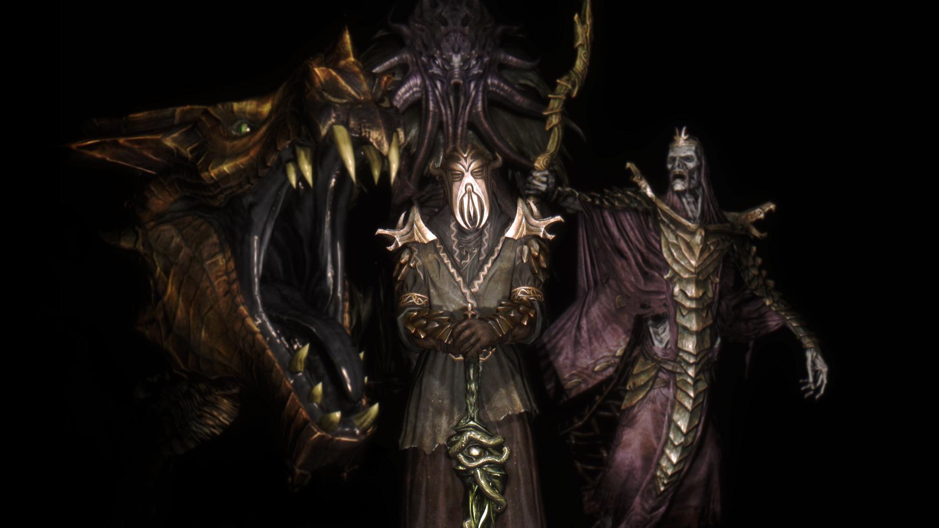Images Of Team Dragonborn Color