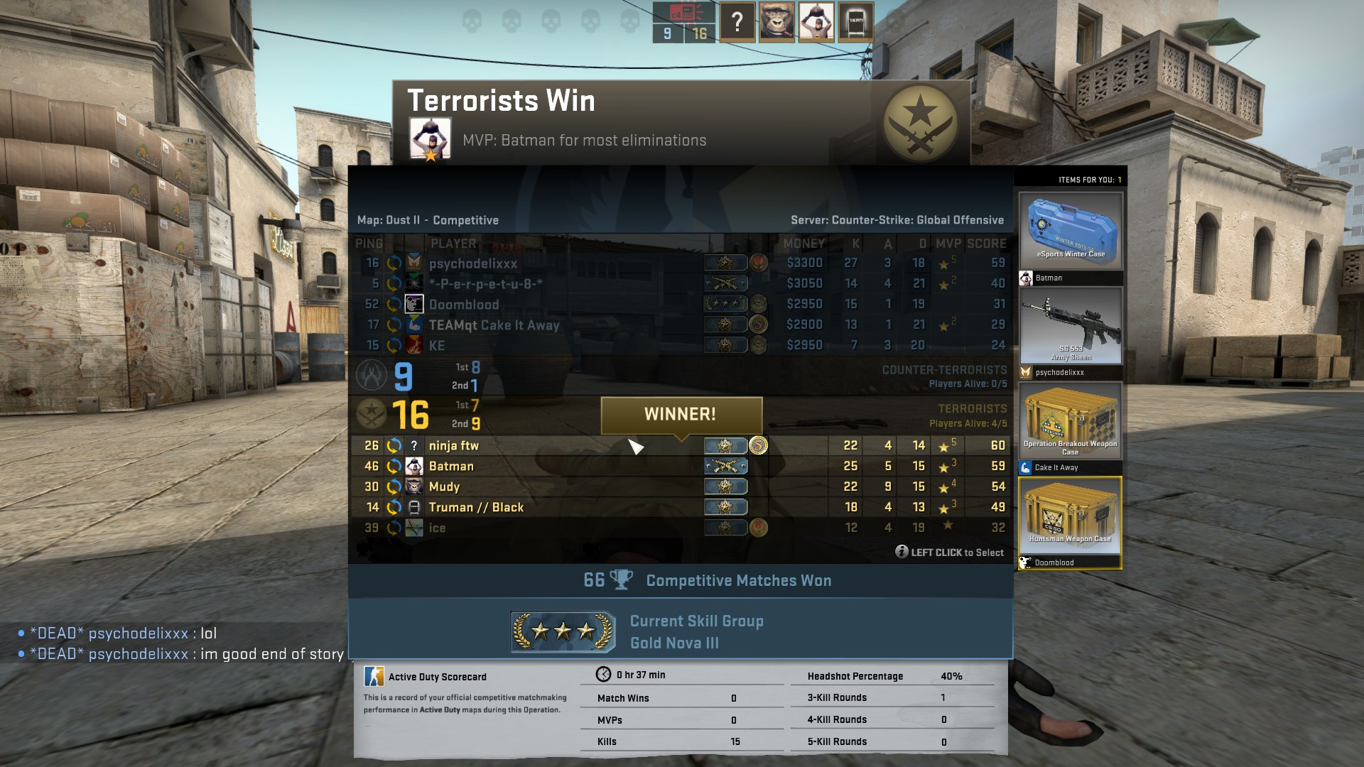Why Cant I Join Matchmaking Servers In Cs Go