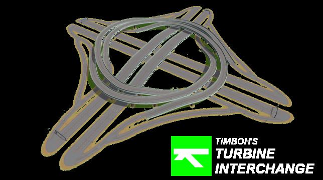 Timboh's Turbine Interchange - SKYMODS