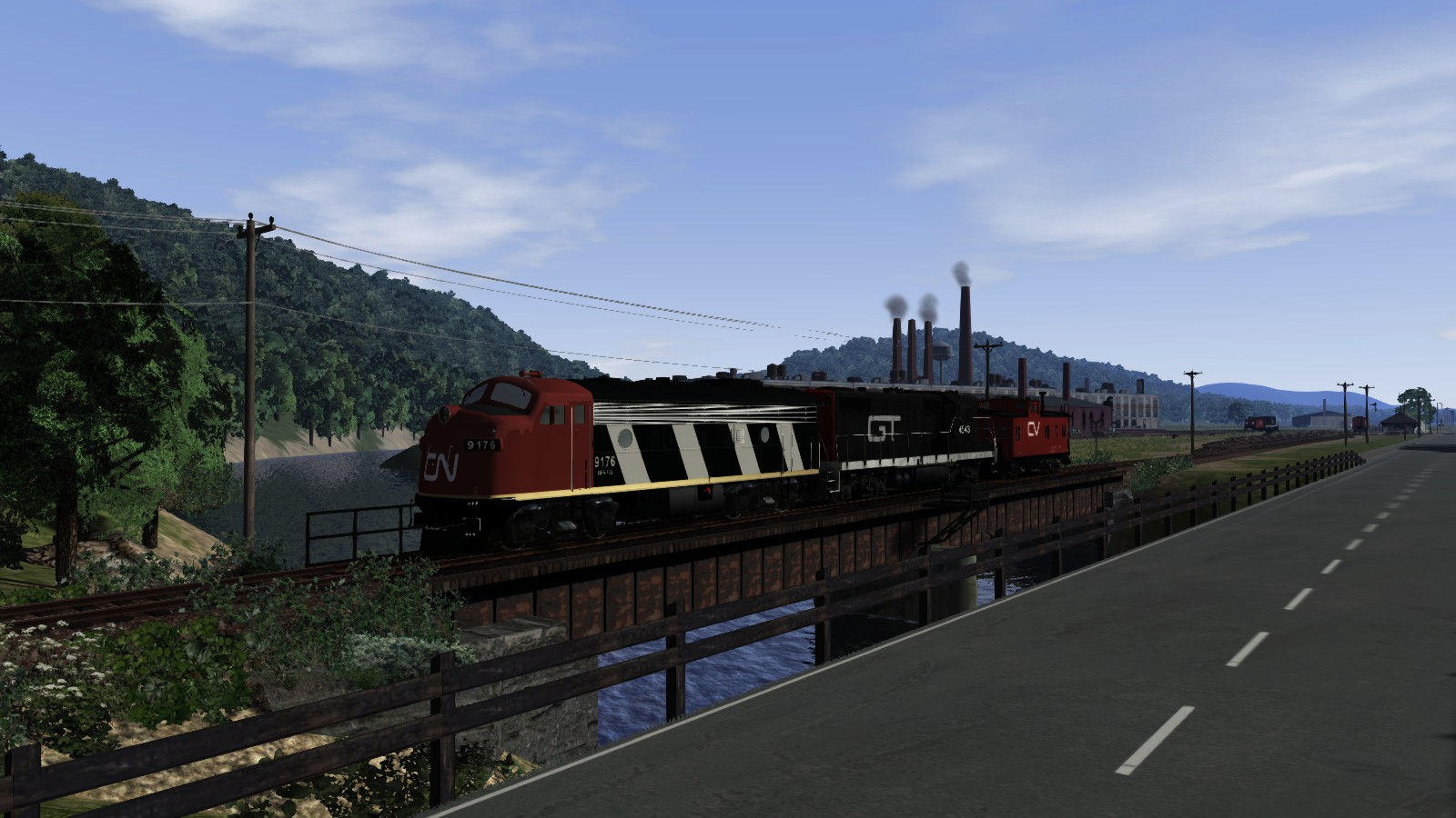 New England Railworks: 2015