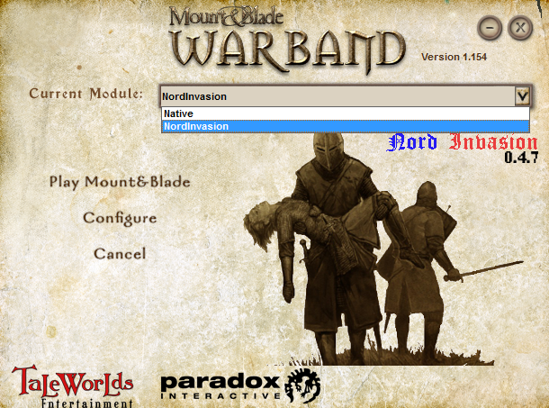 how to start a rebellion in mount and blade warband