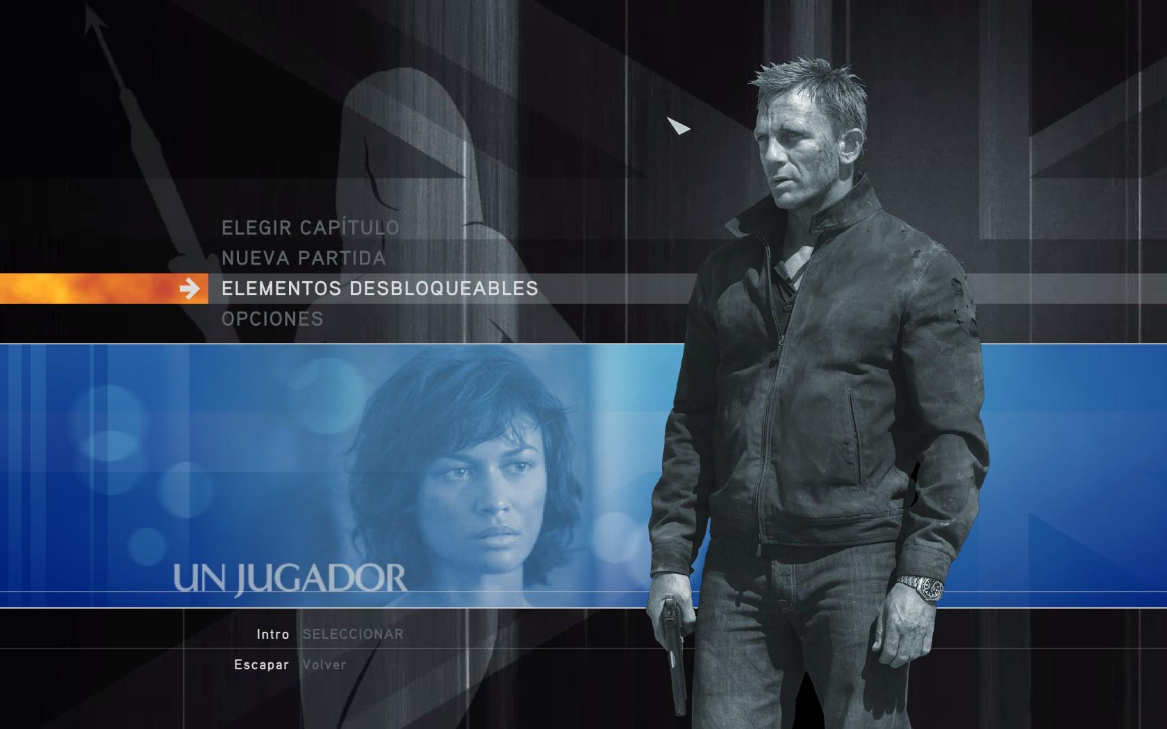James Bond - 007 Quantum of Solace
