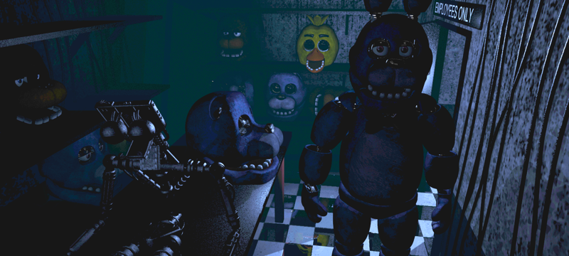 Steam community guide how to survive five nights at freddy s