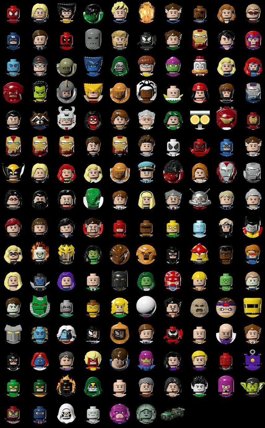 6 Malvorlagen Lego Superheroes: Steam Topluluğu :: LEGO® MARVEL Super Heroes