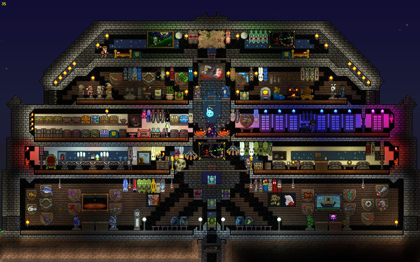 Steam Community Guide How To Pre Hardmode Terraria