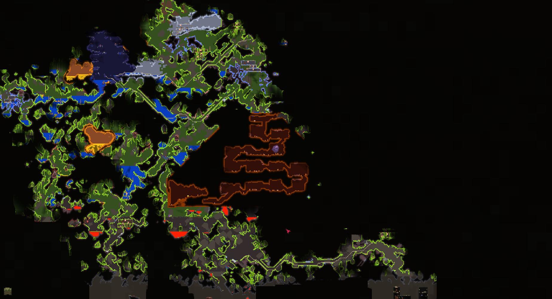 Pc world generation error in jungle temple golem boss room pc world generation error in jungle temple golem boss room unaccessible gumiabroncs Images