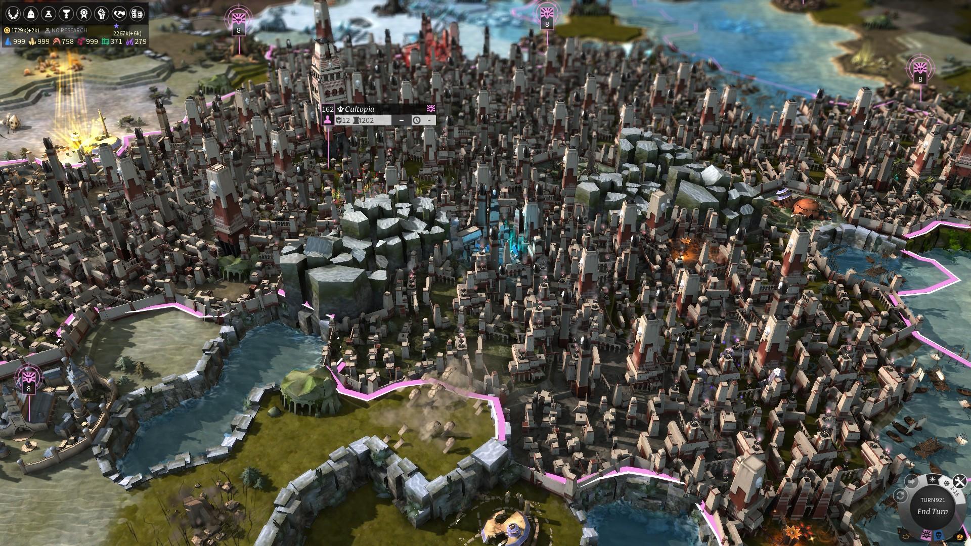 Best Empire Building Turn Based