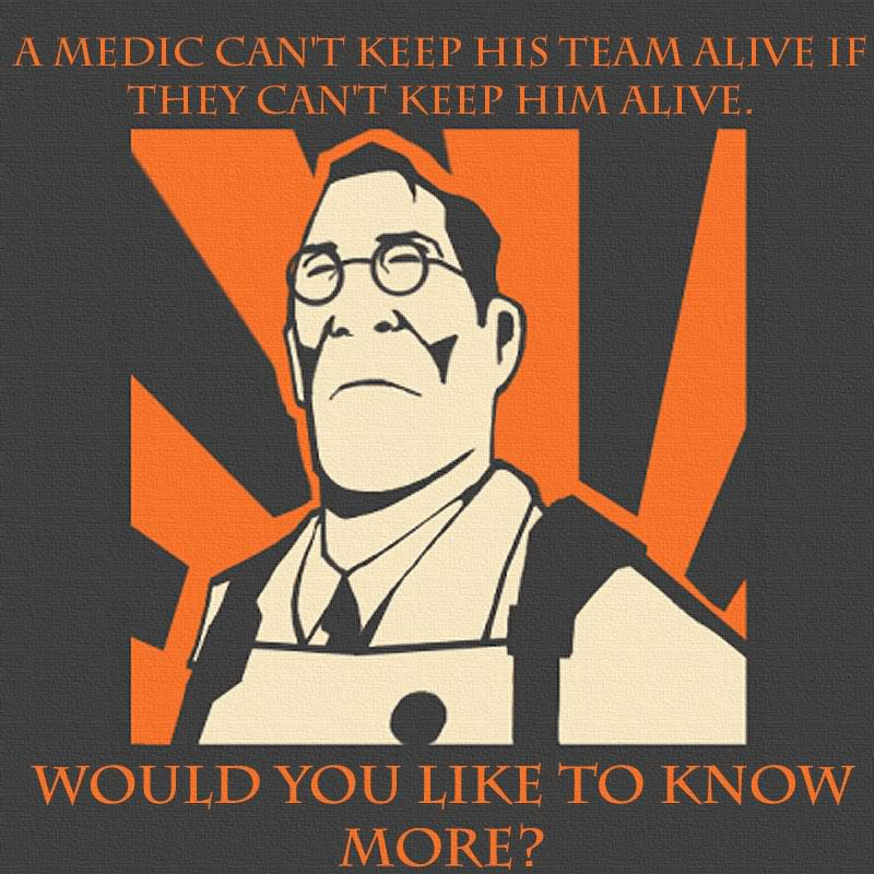 how to spawn a health pack in tf2