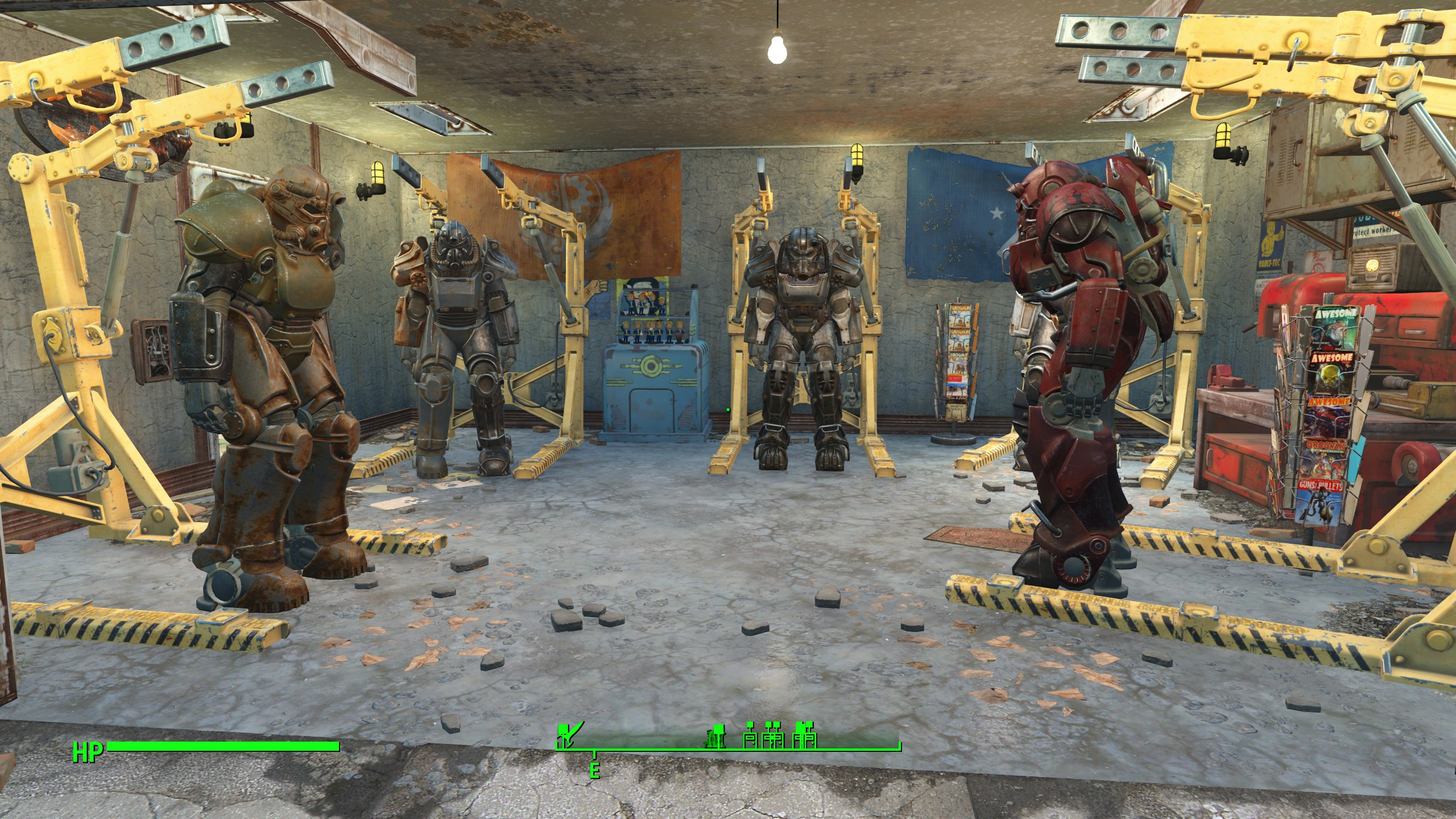 Rest Of My Fallout 4 PICs If Anyone Wants A Look See Some Are Spoiler Marked For The Surprise