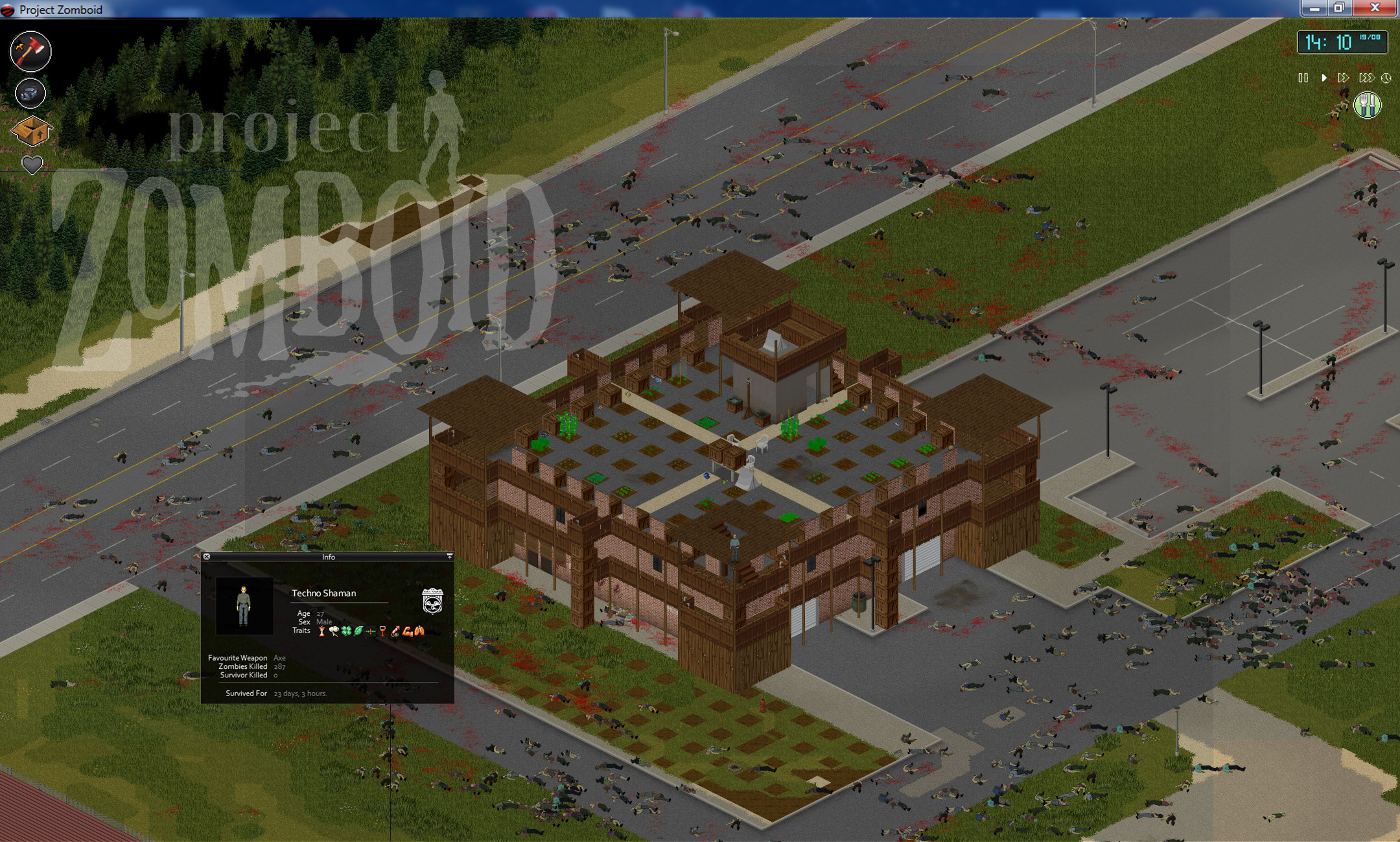 Steam community guide project zomboid quick start for West out of best project