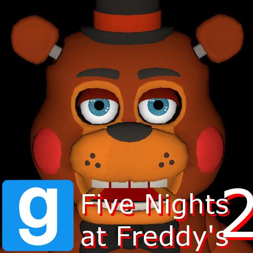 Скачать garry's mod five nights at freddy's mod