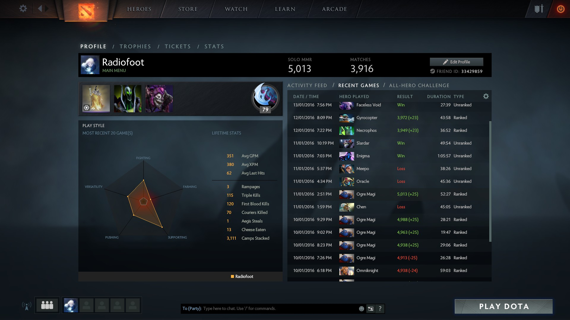 i just reached 5k mmr by only playing supports and staying