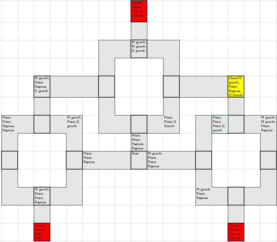 Darkest dungeon ps4 vita trophy guide road map for Floor 2 dungeon map
