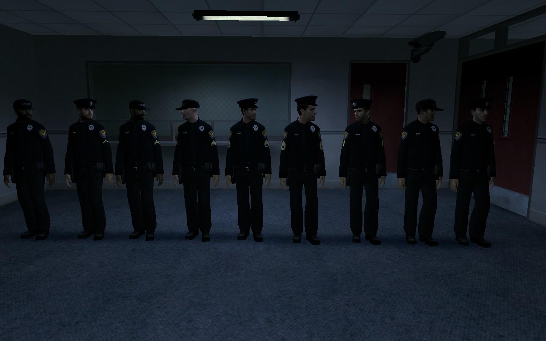 ECPD Officers Playermodel and NPC - Garry's Mod - Facepunch