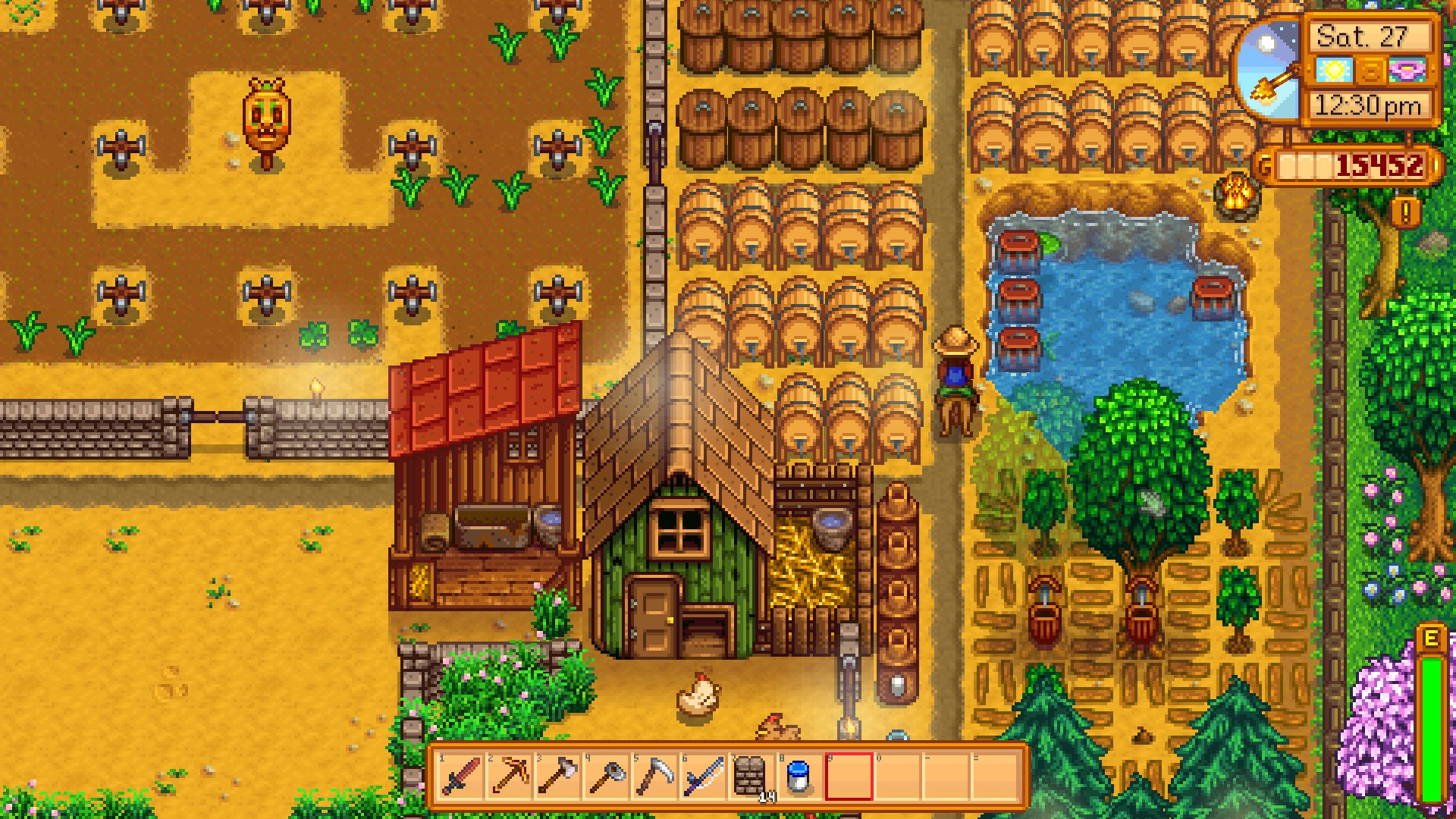 how to get horse stardew