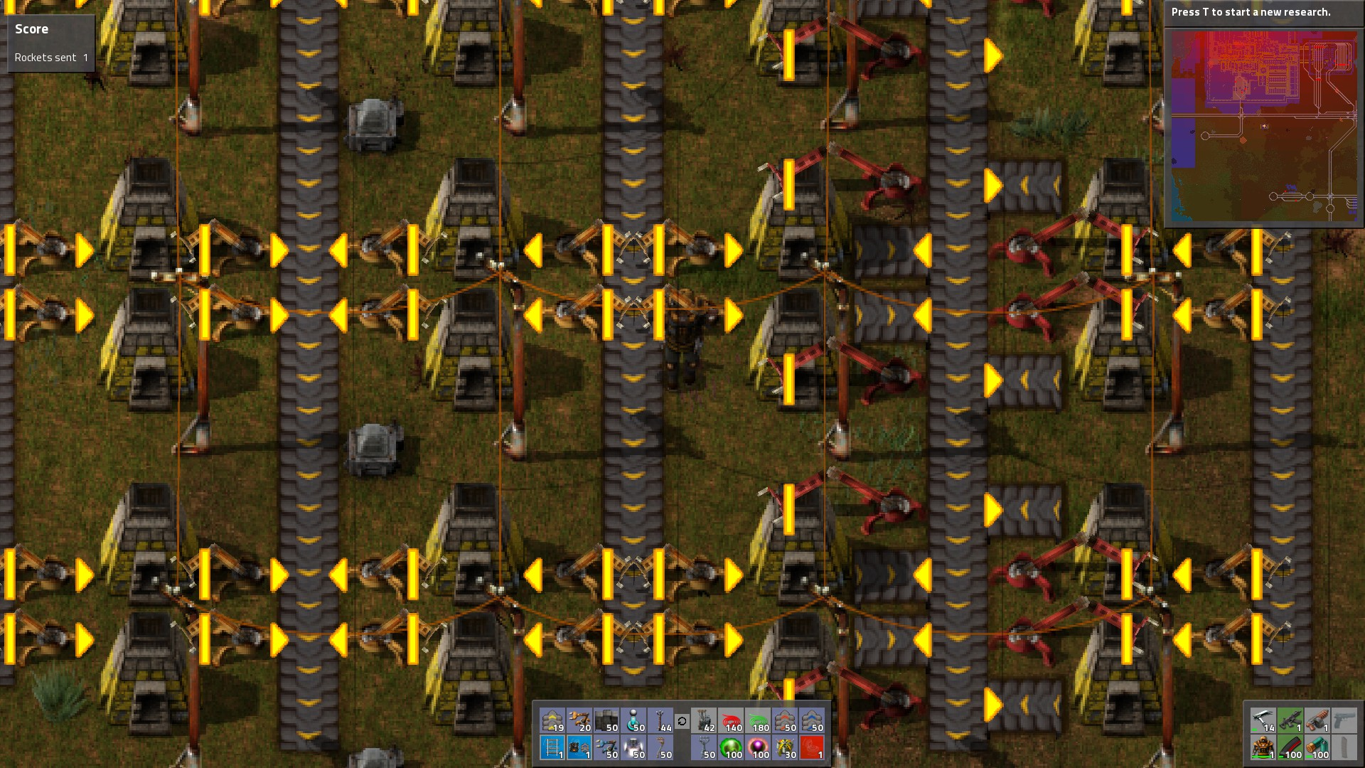 Furnace Layout - is this viable ? - Factorio Forums