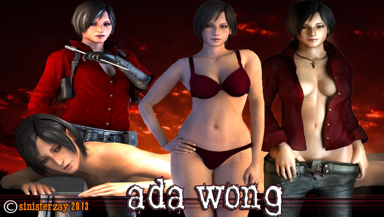 Ada wong resident evil mod Part 7 9