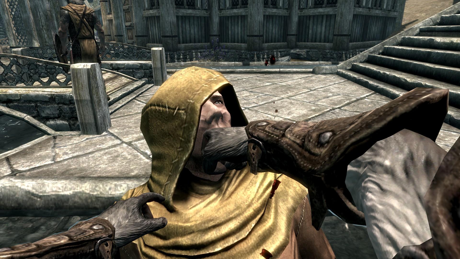 Best Unarmed Build In Skyrim