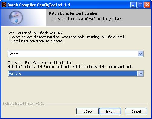 zhlt gui2 compiler software